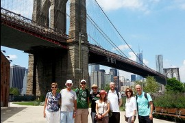Brooklyn Bridge Tour
