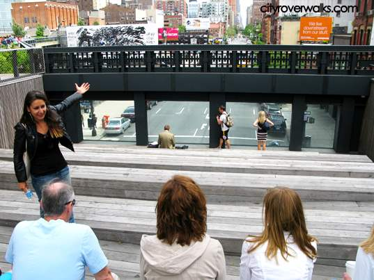 Learning About the High Line