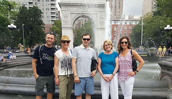 Exploring Washington Square