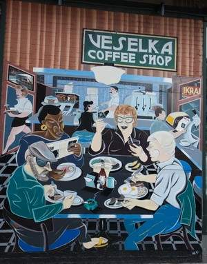 Veselka - Serving Ukranian Classics since 1954