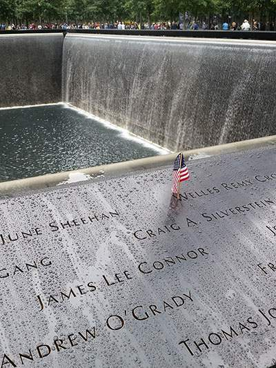 Reflecting Absence at the 9/11 Memorial