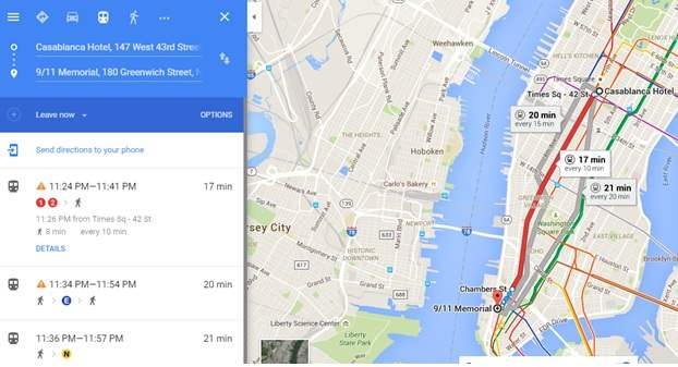 Ny Subway Map Google.How To Use The Nyc Subway A Complete How To Guide With Maps For
