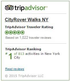 CityRover Walks on TripAdvisor
