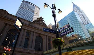 Grand Central from 42nd street