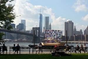 Views from Brooklyn Bridge Park