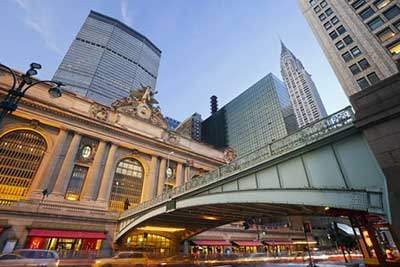 View of Grand Central Terminal from 42nd street
