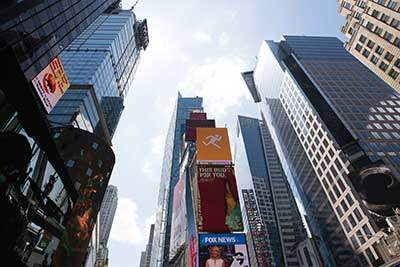 new york must see times square