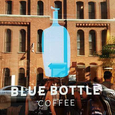 Blue Bottle Coffee near High Line