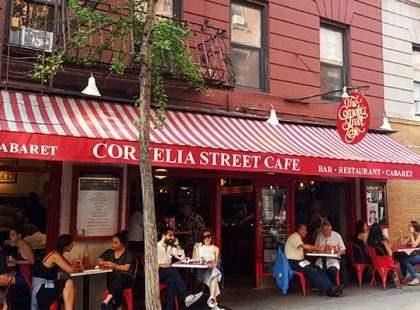 Cornelia Street Cafe est. 1977