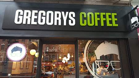 Gregorys Coffee UES