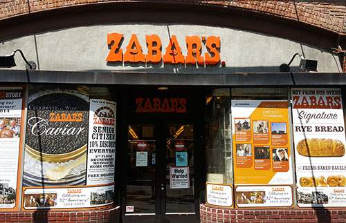 Zabar's on the Upper West Side