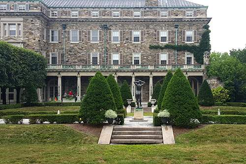 Kykuit Estate in Sleepy Hollow, NY