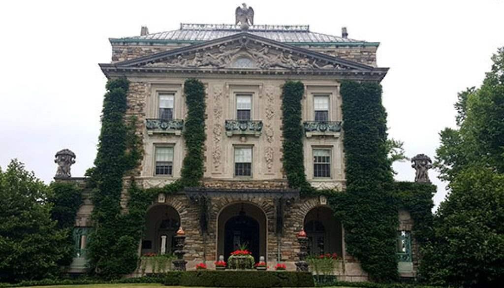 Kykuit, the Rockefeller Mansion