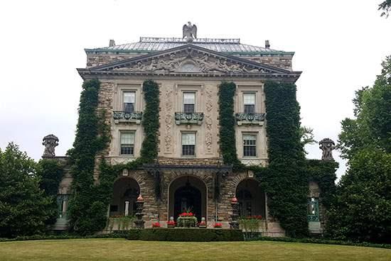 John Rockefeller Home