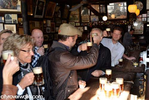 Private tour visit to McSorley's