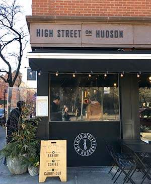 High Street on Hudson