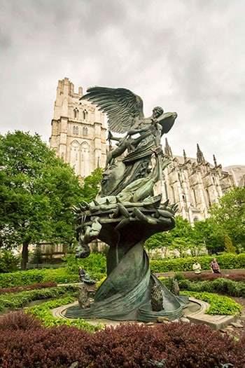 The Peace Fountain