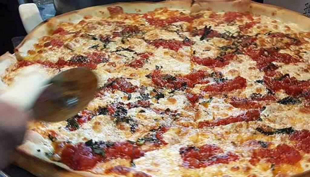 Nonna Maria Pizza at Bleecker St Pizza